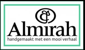 logo van de websho Almirah