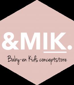 Logo van de webshop &Mik