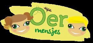 Logo van Oermensjes